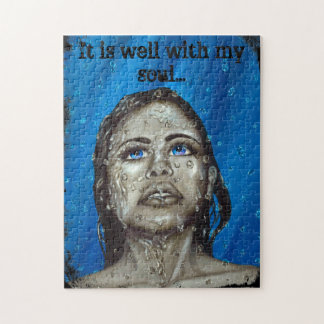 It is well with my soul jigsaw puzzle