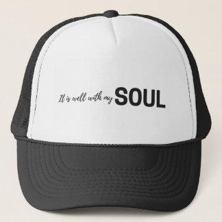It Is Well With My Soul Trucker Hat