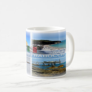 IT Italia - Abruzzo - Costa dei Trabocchi - Coffee Mug