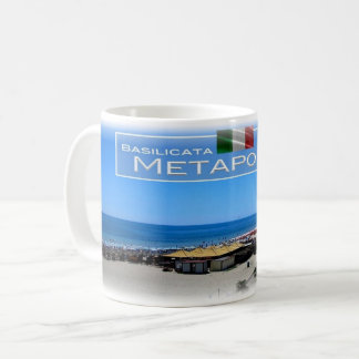IT Italia - Basilicata - Metaponto - Coffee Mug