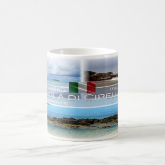 IT Italia - Calabria - Diamante e Isola di Cirella Coffee Mug