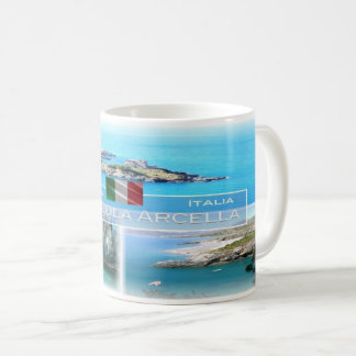 IT Italia - Calabria - San Nicola Arcella - Coffee Mug