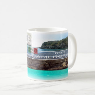 IT Italia - Campania - Marina di Camerota - Coffee Mug