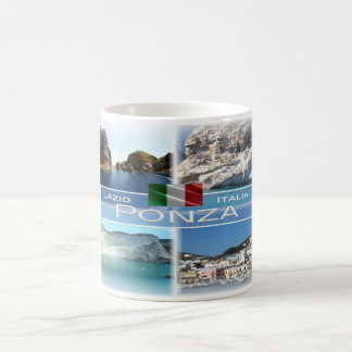 IT Italia - Lazio - Ponza - Coffee Mug