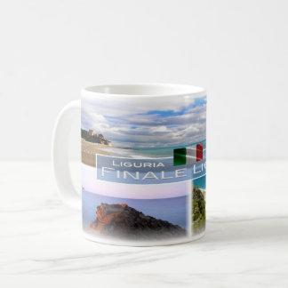 IT Italia - Liguria - Finale Ligure - Coffee Mug