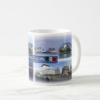 IT Italia - Liguria - Genova - Coffee Mug