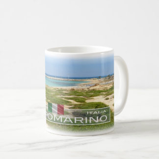 IT Italia - Puglia - Campomarino di Maruggio - Coffee Mug