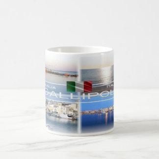 IT Italia - Puglia - Gallipoli - Salento - Coffee Mug