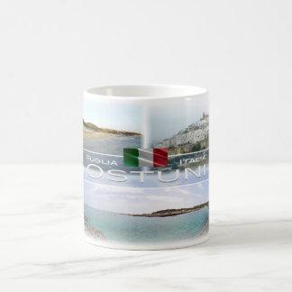 IT Italia - Puglia - Ostuni - Coffee Mug