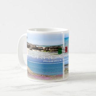 IT Italia - Puglia - Riserva naturale - Coffee Mug