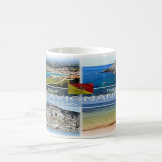 IT Italia - Sicilia - Isola di Favignana - Coffee Mug