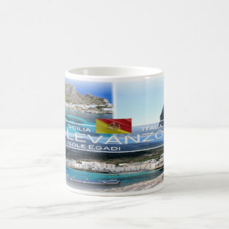 IT Italia - Sicilia - Isola di Levanzo - Coffee Mug