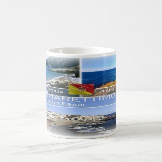 IT Italia - Sicilia - Isola di Marettimo - Coffee Mug