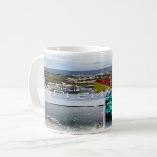 IT  Italia - Sicilia - Plemmirio - Coffee Mug