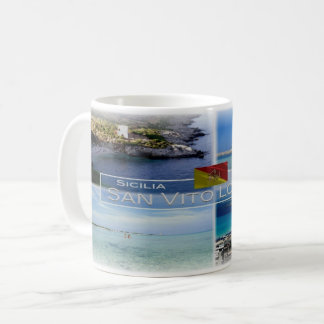 IT  Italia - Sicilia - San Vito Lo Capo - Coffee Mug