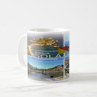 IT  Italia - Sicilia - Taormina - Coffee Mug