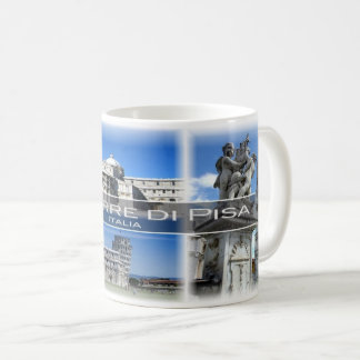 IT Italia - Torre di Pisa - Coffee Mug