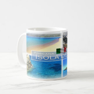 IT Italia - Toscana - Isola D'Elba - Coffee Mug