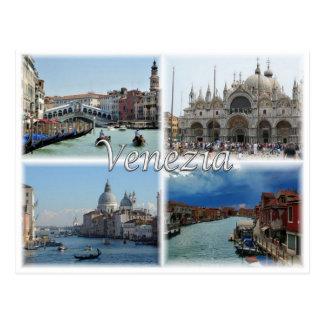 IT Italia - Venezia - Postcard