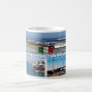 IT Italy - Abruzzo - Pescara - Coffee Mug