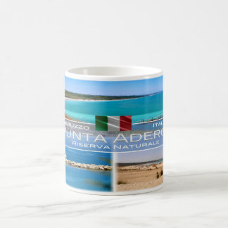 IT Italy - Abruzzo - Punta Aderci - Coffee Mug