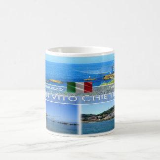 IT Italy - Abruzzo - San Vito Chietino - Coffee Mug