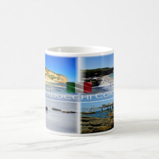 IT Italy - Abruzzo - Trabocchi Coast - Coffee Mug