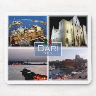IT Italy - Apulia - Bari - Mouse Pad