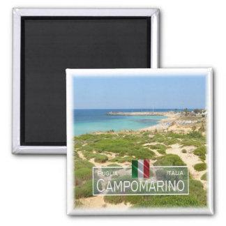 IT # Italy - Apulia - Campomarino di Maruggio - Magnet