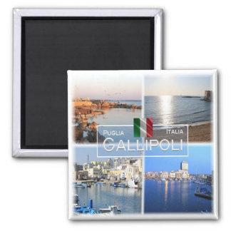 IT # Italy - Apulia - Gallipoli - Salento - Magnet