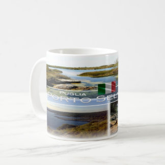 IT Italy - Apulia - Porto Selvaggio - Coffee Mug