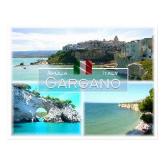 IT Italy - Apulia - Puglia - Gargano - Postcard