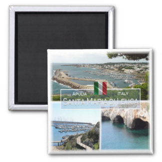 IT # Italy - Apulia - Santa Maria di Leuca - Magnet