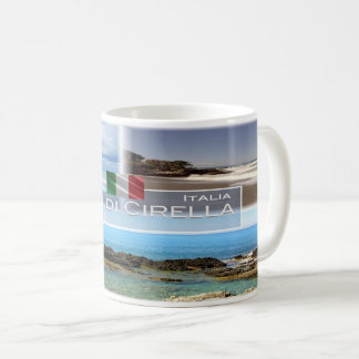 IT Italy - Calabria - Diamante & Cirella Island - Coffee Mug