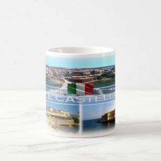 IT Italy - Calabria - Le Castella - Coffee Mug