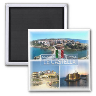 IT - Italy # Calabria - Le Castella - Magnet