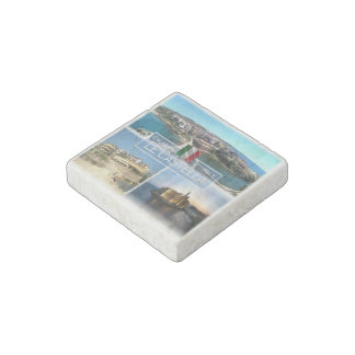 IT Italy - Calabria - Le Castella - Stone Magnets