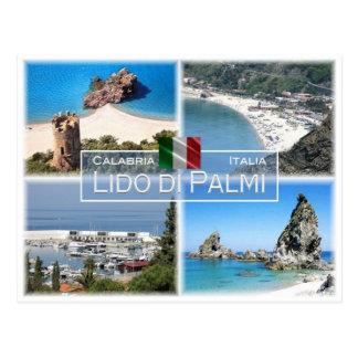 IT Italy - Calabria - Lido di Palmi - Postcard