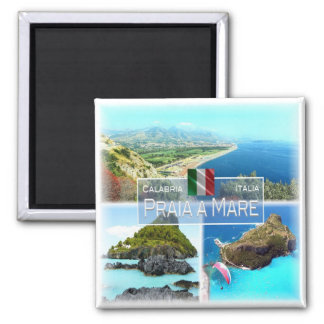 IT - Italy # Calabria - Praia a Mare - Magnet