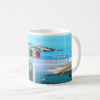IT Italy - Calabria - San Nicola Arcella - Coffee Mug