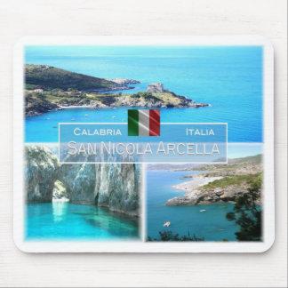IT Italy - Calabria - San Nicola Arcella - Mouse Pad