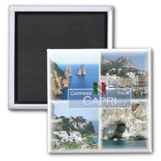 IT - Italy # Campania - Capri - Magnet
