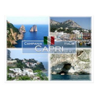 IT Italy - Campania - Isola di Capri - Postcard
