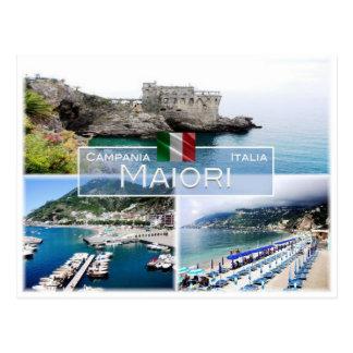 IT Italy - Campania - Maiori - Postcard