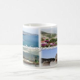 IT Italy - Campania - Naples - Coffee Mug