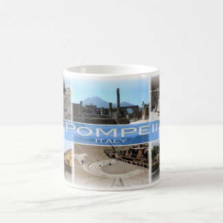 IT Italy - Campania - Napoli - Pompei - Coffee Mug