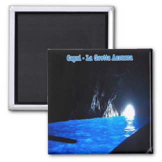 IT - Italy - Capri - The Blue Grotto Magnet