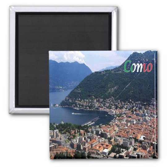 IT - Italy - Como - High Square Magnet