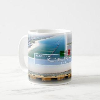 IT Italy - Emilia Romagna - Cervia - Coffee Mug