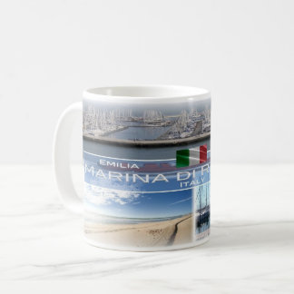 IT Italy - Emilia Romagna - Marina di Ravenna - Coffee Mug